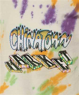 Chinatown Market BLOCK TIE DYE T-shirt