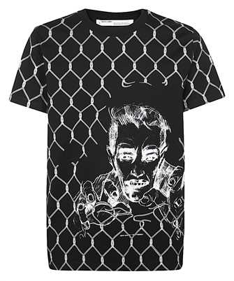 broken fence t-shirt
