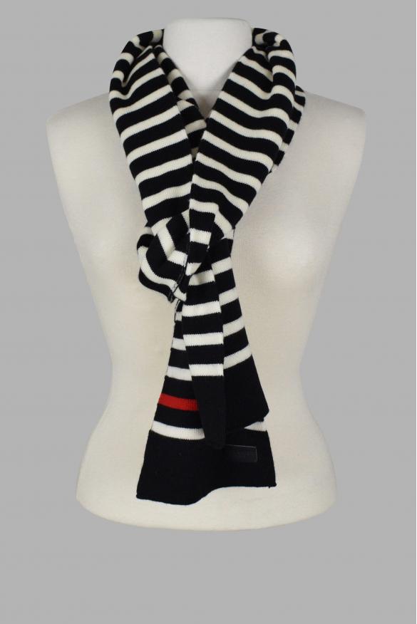Luxury scarf - Saint Laurent wool scarf