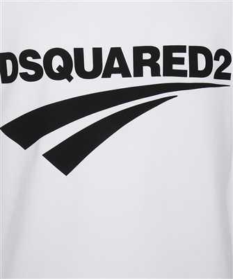dsquared2 flash logo sweatshirt
