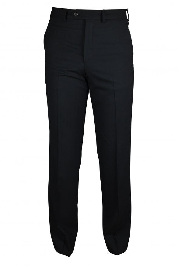 Luxury trousers for men - Prada dark blue trousers