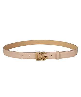 Dolce & Gabbana D&G MILLENNIALS LOGO Belt