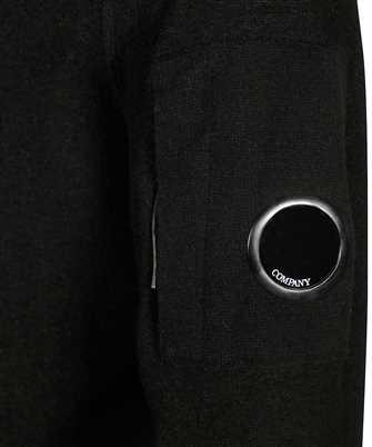 c.p. company zip lens knit