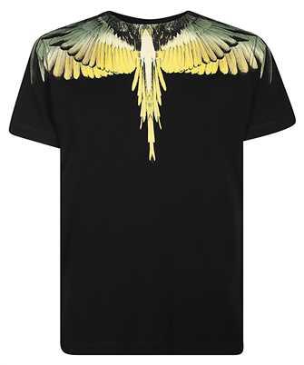 marcelo burlon yellow wings t-shirt