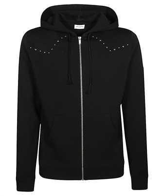 saint laurent western hoodie