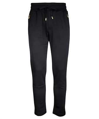 sporty tapered trousers