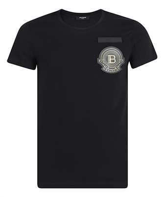 Balmain EMBROIDERED BADGE T-shirt