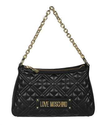 LOVE MOSCHINO SHINY QUILTED HOBO Bag