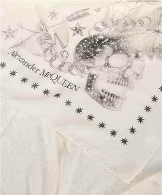 Alexander McQueen ZODIAC 120X150 Scarf
