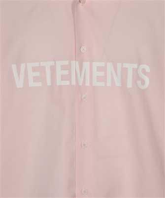 Vetements FRONT LOGO Shirt