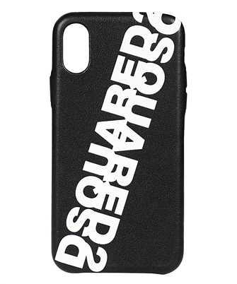 logo-print iPhone X case