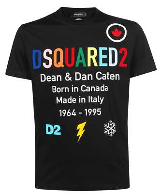 Dsquared2 D2 RAINBOW COOL T-shirt