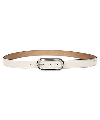 Acne LOGO-BUCKLE Belt