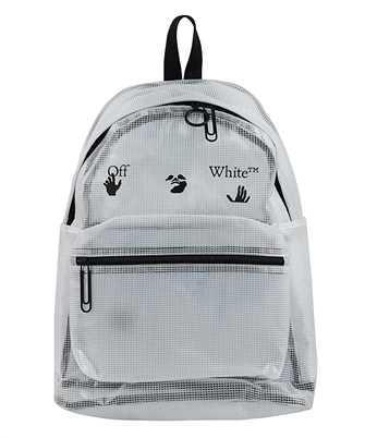 Off-White LOGO PVC Backpack