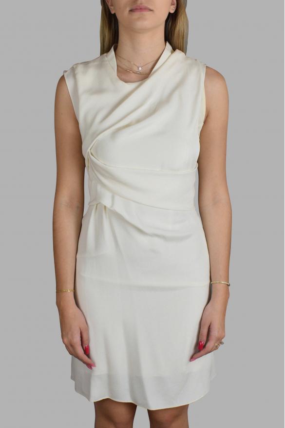 Luxury dress for women - White Balenciaga dress