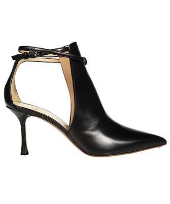 Francesco Russo ANKLE STRAP SABOT Sandals