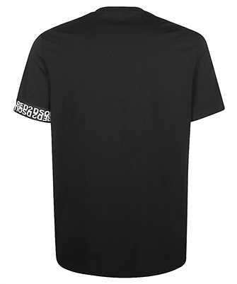 logo band crew-neck T-shirt