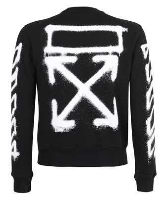 Off-White SPRAY MARKER SLIM CREWNECK Sweatshirt