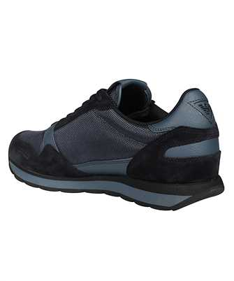 Emporio Armani MESH AND SUEDE Sneakers