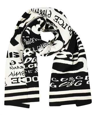 Dolce & Gabbana LETTERING Scarf