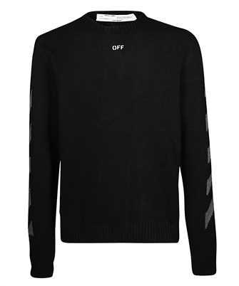 off-white diag knit