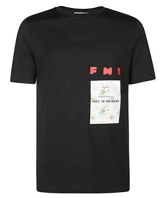 Frankie Morello STAMPA E PATCH T-shirt