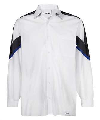 Koché CONTRASTED SLEEVES Shirt
