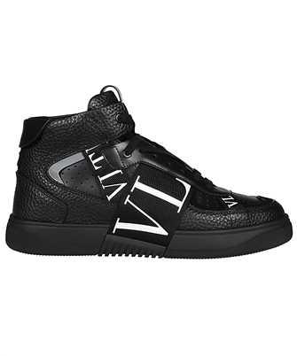 Valentino Garavani MID-TOP VL7N WITH BANDS Sneakers