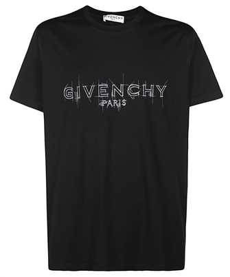 givenchy patch t-shirt