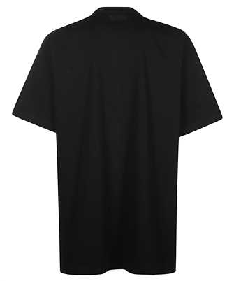 Vetements VERTICAL CUT-UP LOGO T-shirt