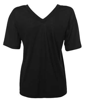 double v neck T-shirt