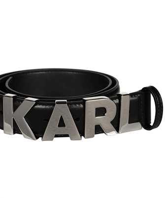 Karl Lagerfeld METAL LETTERS Belt