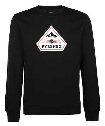 charles sweatshirt schwarz