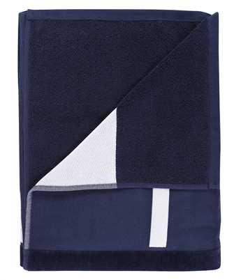 logo print towel