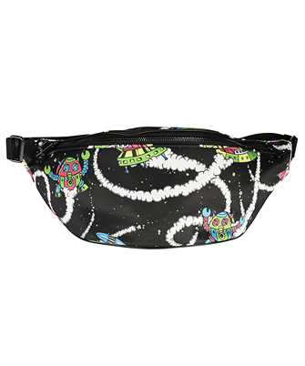 Moschino GALAXY PRINT Belt bag