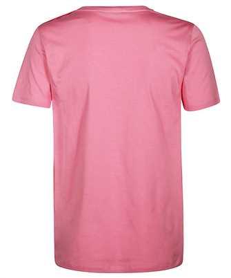 FLOCKED LOGO T-shirt
