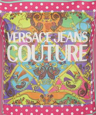 Versace Jeans Couture PAISLEY PRINT T-shirt