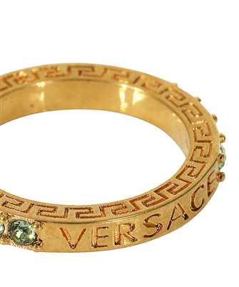 embellished logo ring