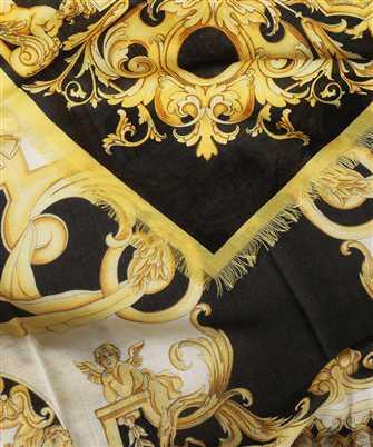Versace CONTRAST BAROCCO PRINT Scarf