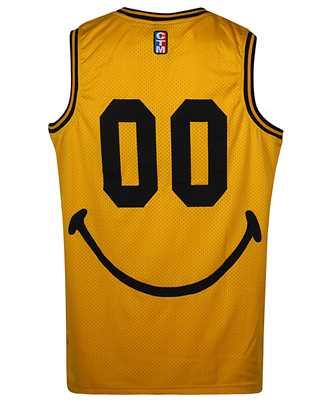 smilley basketball T-shirt