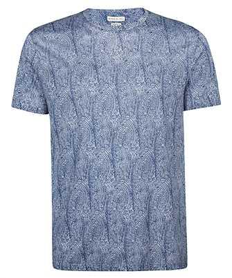 etro regular paisley t-shirt