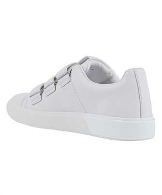 balmain b court strap sneakers