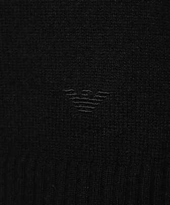 Emporio Armani PURE CASHMERE V-NECK Knit