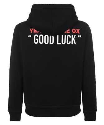 ox-print hoodie