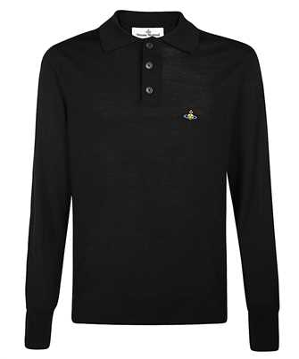 Vivienne Westwood 840825110999 EMBROIDERED LOGO Polo