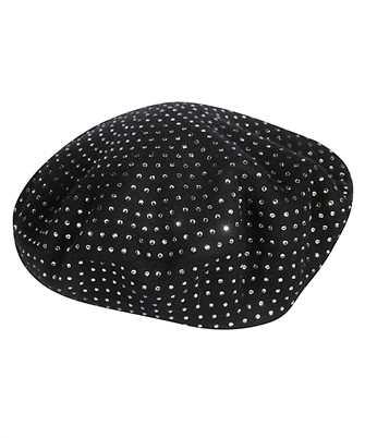 Saint Laurent STUD BERET Hat