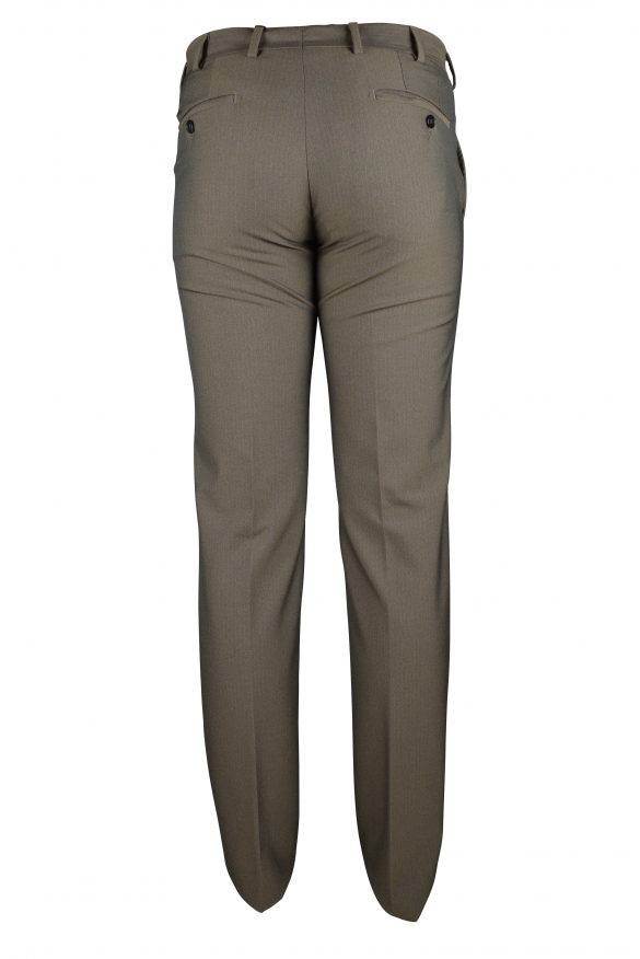 Luxury trousers for men - Prada brown trousers with pockets