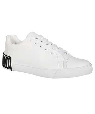 moschino slip on sneakers