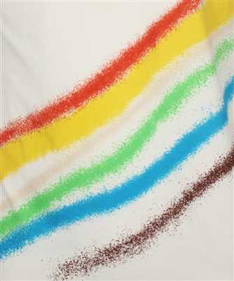 Paul Smith SPRAY STRIPE PRINT T-shirt