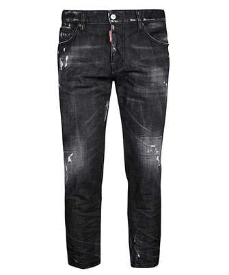 dsquared2 boot cut jeans
